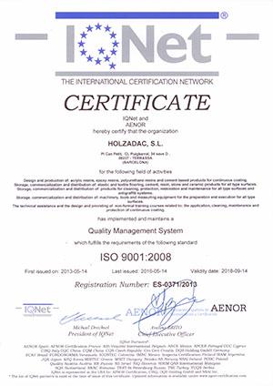 HT+IQNet+Aenor-2016