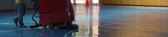 Imagen limieza de suelos continuos